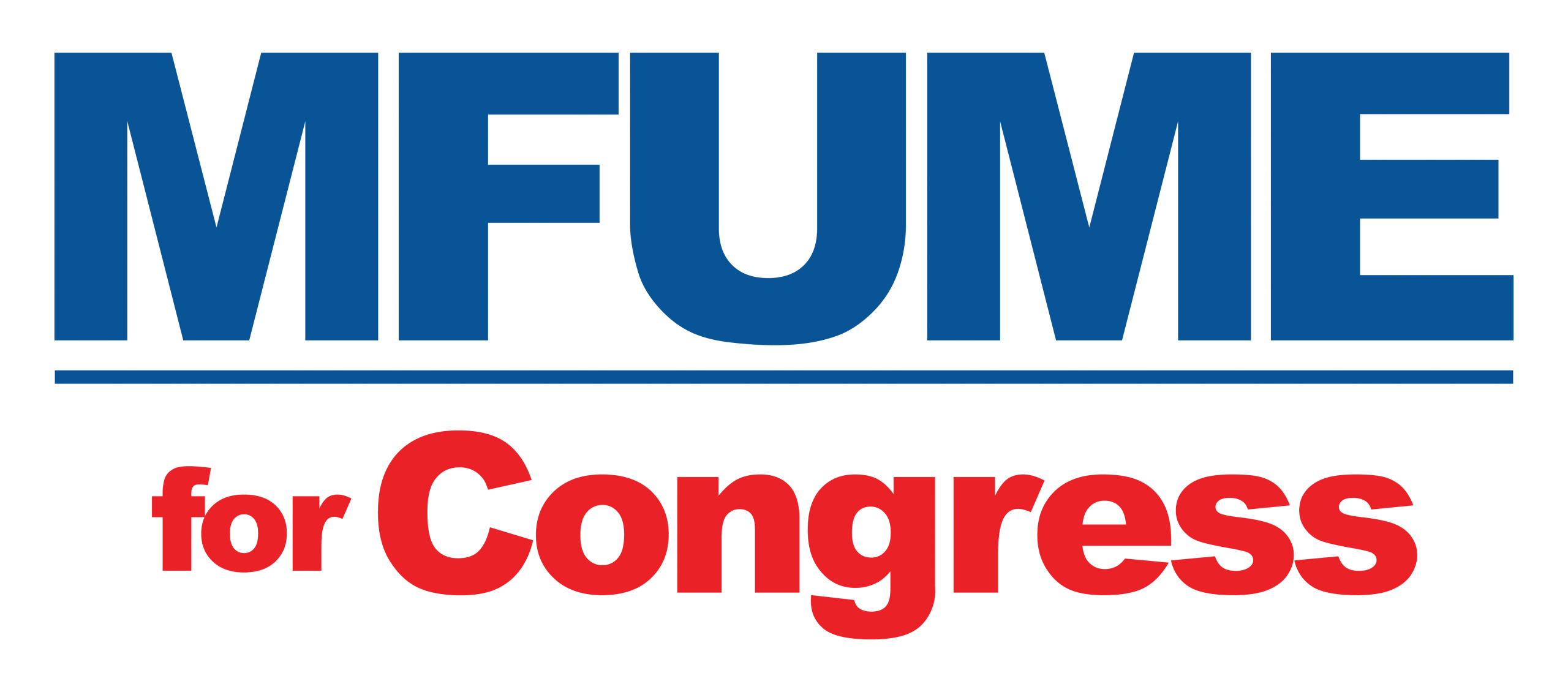 Mfume for Congress